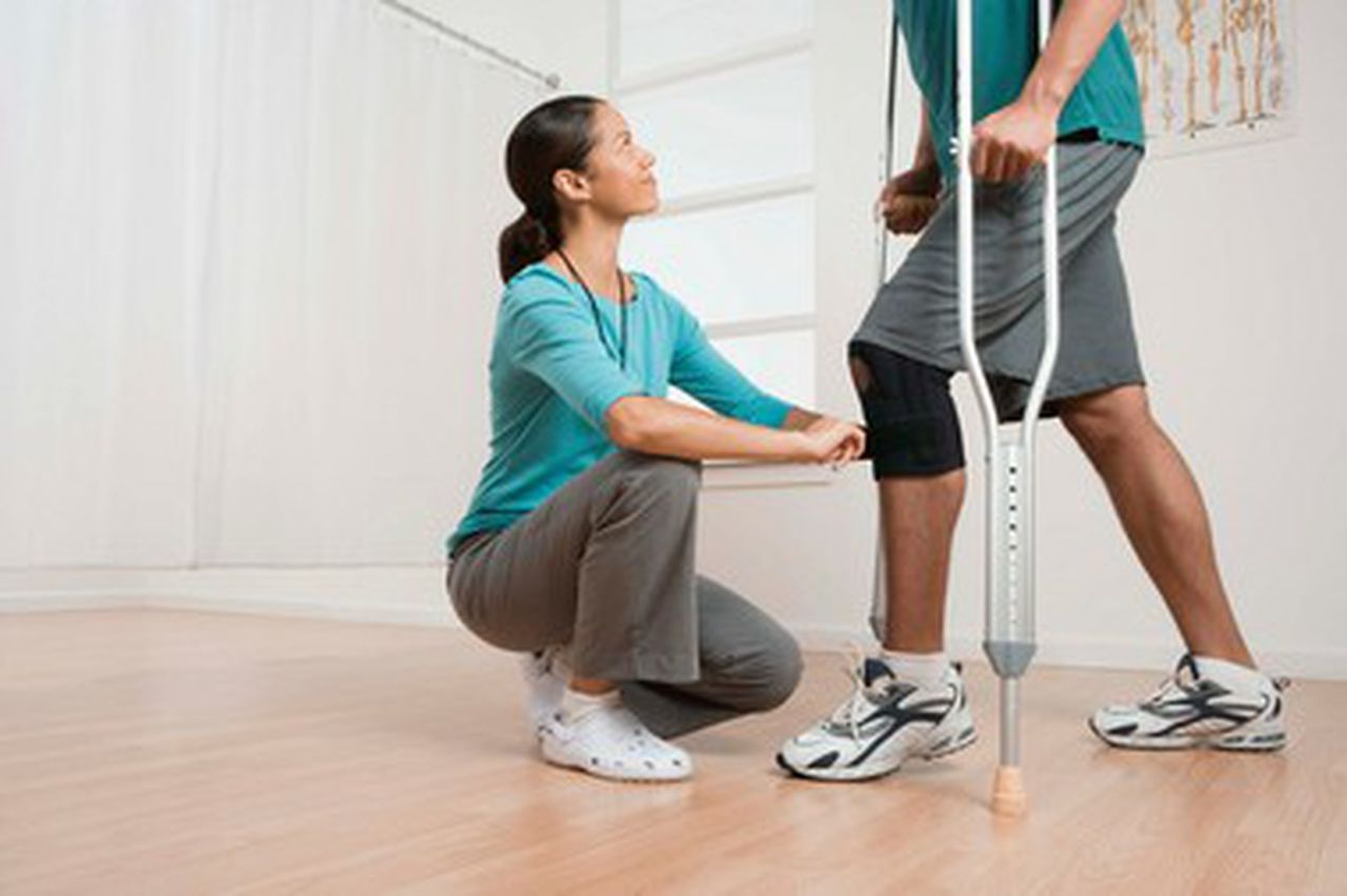 Activity For Knee Replacement Patients