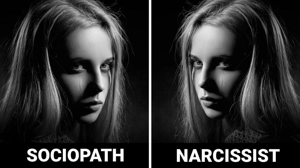 Between a Sociopatha and a Narcissist