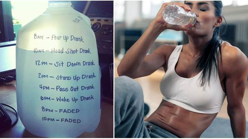 Drinking Water Help You Lose Weight