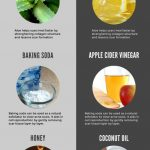 How to Get Rid of Acne Scars Infographic 1
