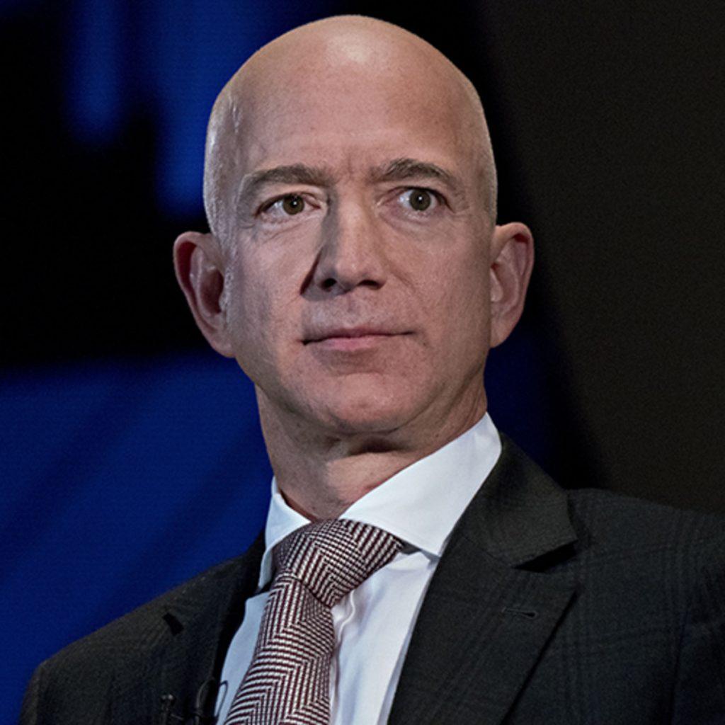 Jeff Bezos ISTJ Personality 1