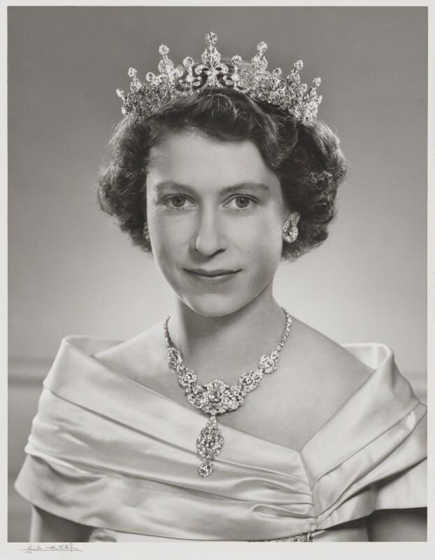 Queen Elizabeth II ISTJ Personality 1