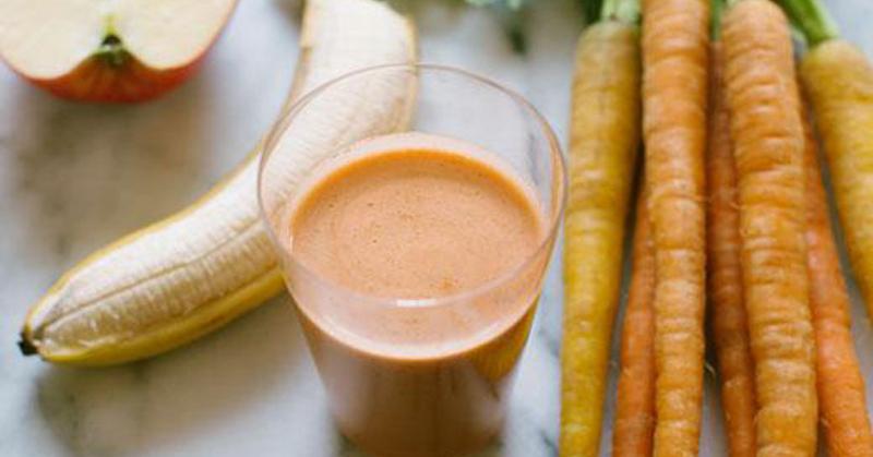 Banana And Carrot