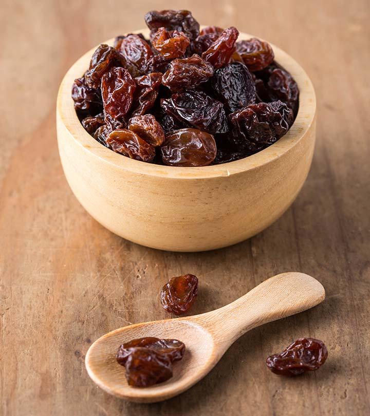 Amazing Benefits Of Raisins