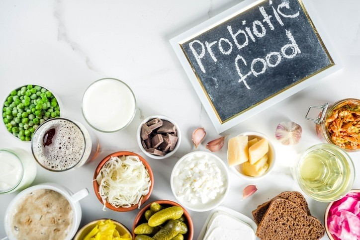 natural sources of probiotics