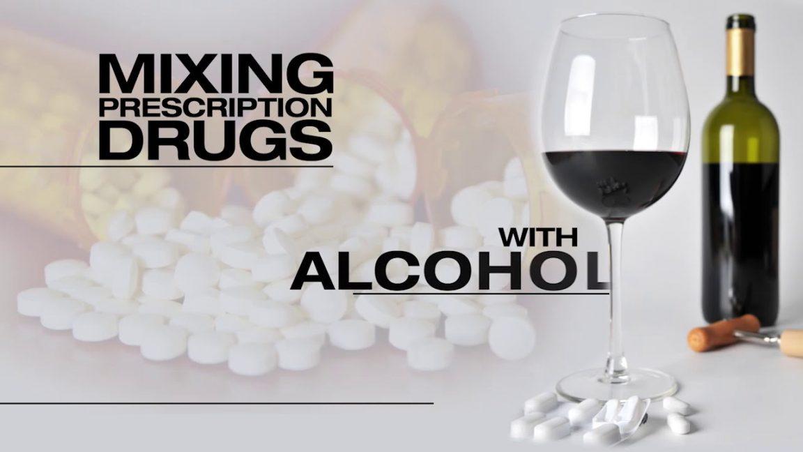 Alcohol and Benadryl